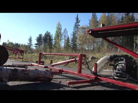 woodMAX 1X-37 vedmaskin