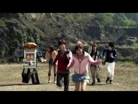 MV Goseiger Vs Shinkenger On Gokaiger
