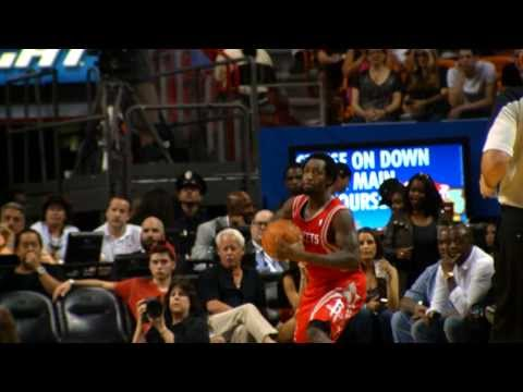 Phantom: Miami Heat vs. Houston Rockets