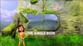 The Jungle Book Disney XD Bumper