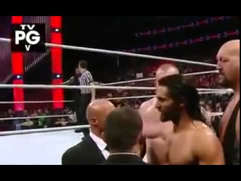 WWE 2015 - wwe raw 3 2 15 full show   wwe raw 2 march 2015 fullshow Part 8 9