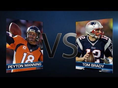 Sports Verdict: Peyton Manning vs. Tom Brady