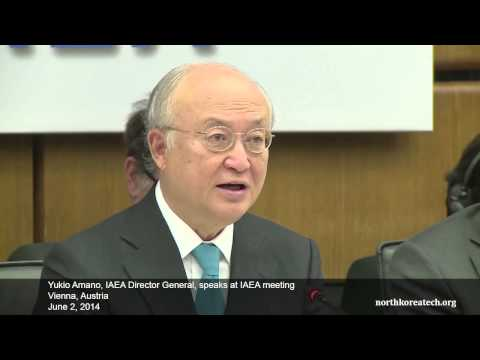 "IAEA chief Amano ""seriously concerned"" about DPRK nuclear program"