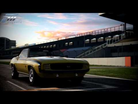 Forza 4 - 1969 Chevy Camaro SS Coupe - VIP Gift Car