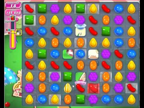 Candy Crush Saga level 79, how to pass without boosters - YouTube