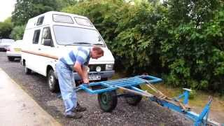 Renault Traffic Towing Dolly Failure