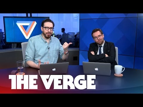 The Verge Live: Google I/O 2014