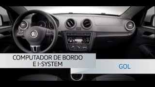 Computador De Bordo E I-System Novo Gol Volkswagen