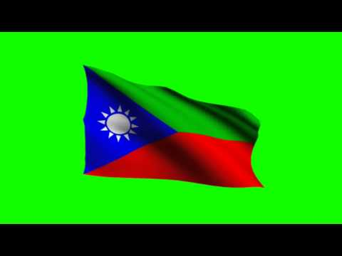 Balochistan Party 3D Flag By Nm Production