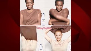 Dove apologizes for racially insensitive ad