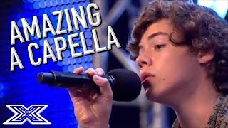 AMAZING A Capella Singers On The X Factor! | X Factor Global
