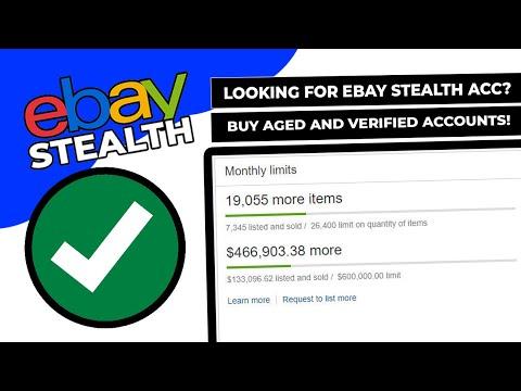 Selling Established Ebay Accounts For Sale at PowerSellerShop.com