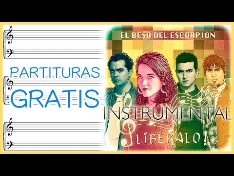 ¿Versiones o Covers? - Partituras gratis de El Beso del Escorpión!!