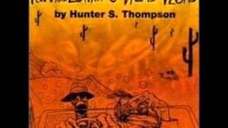 Fear And Loathing In Las Vegas Cd Audiobook Hunter S