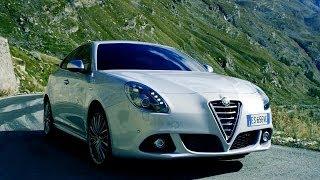 2014 Alfa Romeo Giulietta DRIVING