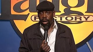 Laugh Factory: Bruce Jingles: Mayate (Stand up Comedy)