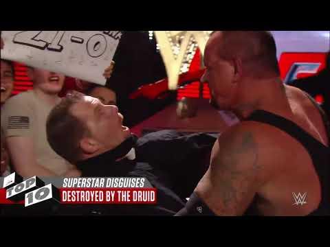 Top 10 pha biến hình không thể tin được gây bất ngờ và sốc nhất lịch sử WWE.