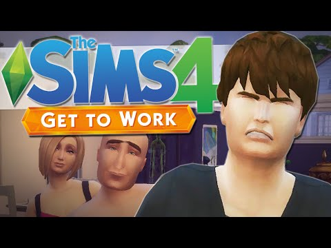 The Sims 4 | 122 YEARS OLD?! | Get To Work #9