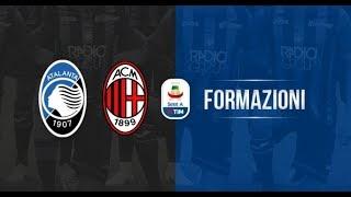 24ª Serie A TIM   Atalanta-Milan, la videoformazione nerazzurra
