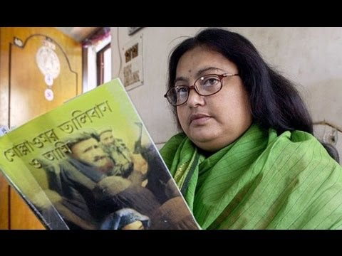 Indian diarist Sushmita Banerjee shot dead in Afghanistan