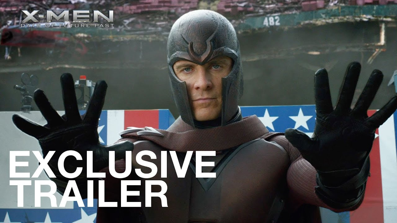 A photo of X-Men: Days of Future Past | Official UK Trailer #2 HD | 2014