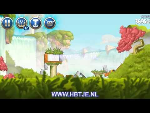Angry Birds Star Wars 2 Naboo Invasion b1-3 3 stars