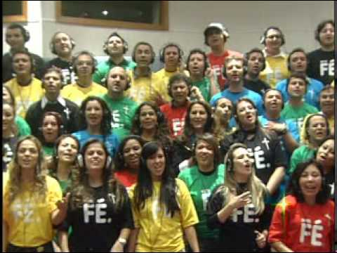 No Peito eu levo uma Cruz - CD Jornada Mundial da Juventude no Brasil!!