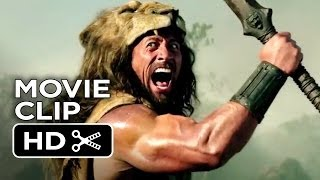 Hercules Movie Clip #1 - Trap (2014) - Dwayne Johnson, Ian McShane Movie HD