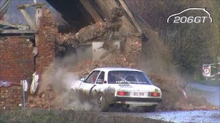 Vid�o Best of Rally Crash Spins & Mistakes 2013 [Full HD Action] par 206GT (385 vues)