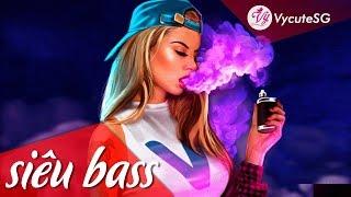 [ Siêu Bass ] Nhạc sàn 2018 Nonstop bass căng đập văng nóc nhà