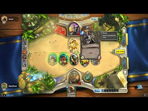 Let's play Hearthstone #1