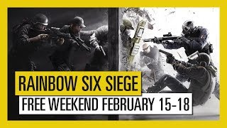 Rainbow Six Siege - Free Weekend (February 15-18)