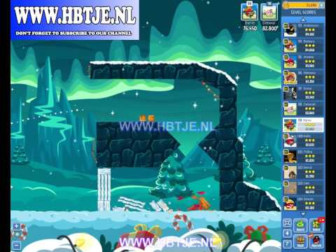 Angry Birds Friends Tournament Week 82 Level 4 high score 96k (tournament 4)