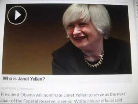 the Federal Reserve's Yellen for more QE