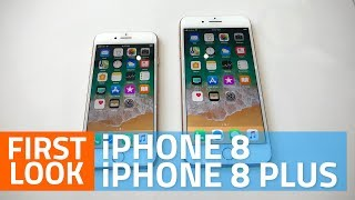 iPhone 8, iPhone 8 Plus First Look | Specs, India Price, Launch Date, and More