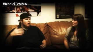 [Zach Black Altitude MMA Interview] Video