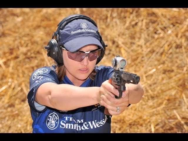 The Shooter's Mindset Episode 26 Julie Golob