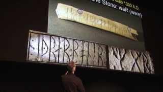 Scott Wolter Kensington Rune Stone view on youtube.com tube online.