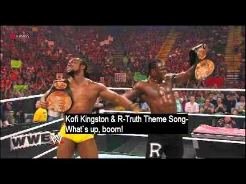 Kofi kingston song