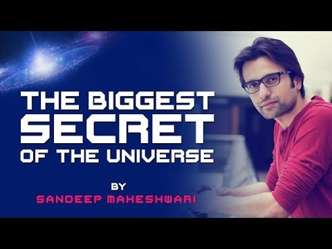 The Biggest Secret of the Universe by Sandeep Maheshwari