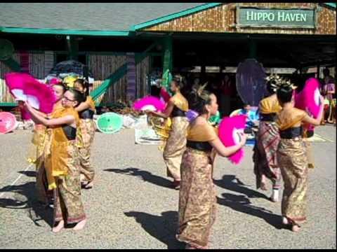 ระบำตารีกีปัส Fan Dance 03-13-2011