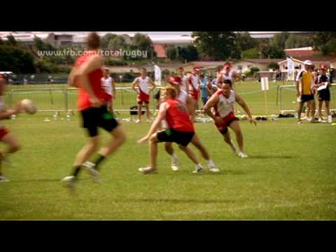 EUROPEAN TOUCH RUGBY-TOTAL RUGBY
