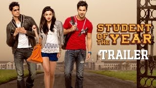 Student Of The Year Official Trailer HQ