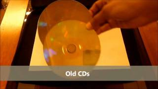 How To Make Use Of Old CDs
