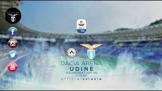Serie A TIM | Il trailer di Udinese-Lazio