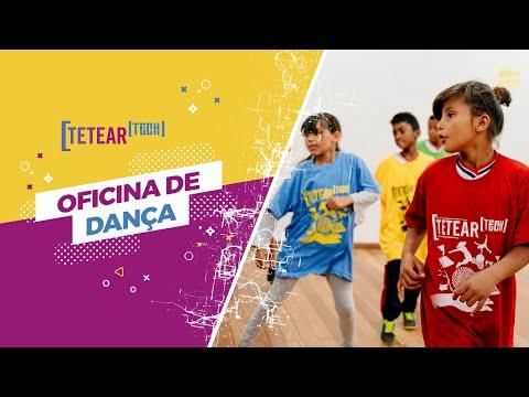 Oficina de Dança - Tetear Tech 2019 - Vídeo 2