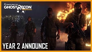 Ghost Recon Wildlands - Year 2 Bejelentés Trailer