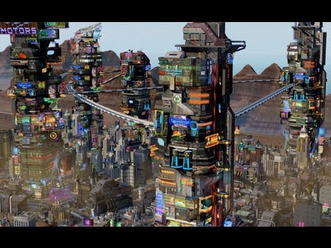 SimCity Cities of Tomorrow: Official OmegaCo Trailer