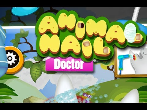 Animal Nail Doctor - Kids Game (Gameplay) Video by Arth I-Soft