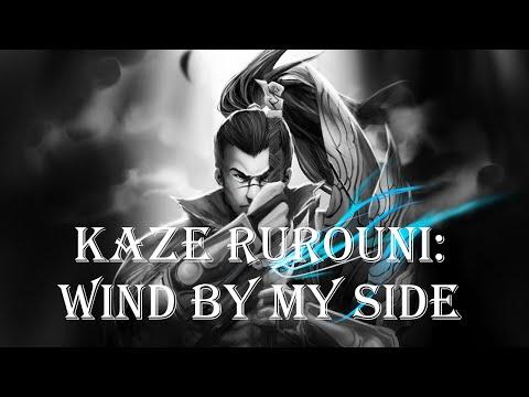 Yasuo, gió luôn ở bên anh ^^